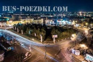 Кривой рог - Варшава